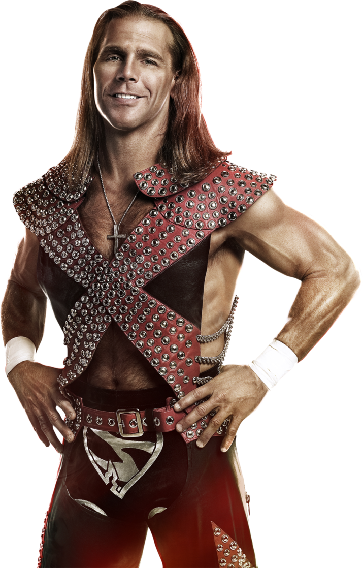 Shawn Michaels Transparent PNG Image