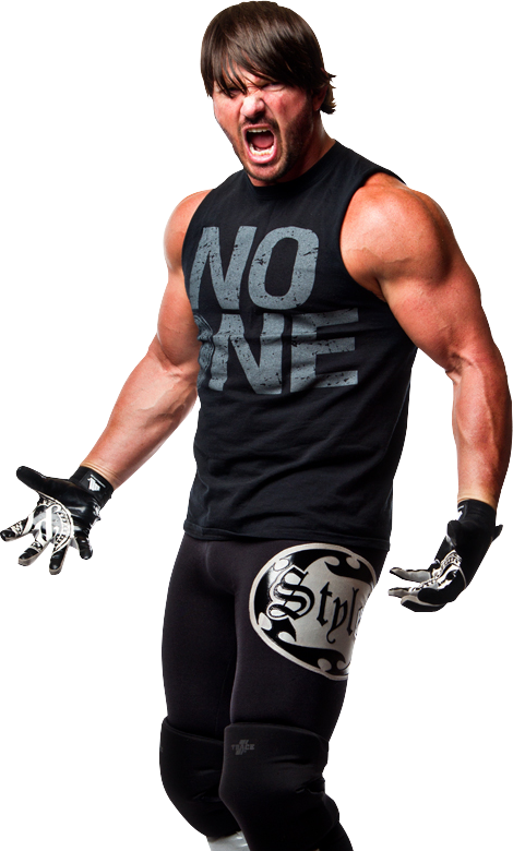 Aj Styles Transparent PNG Image