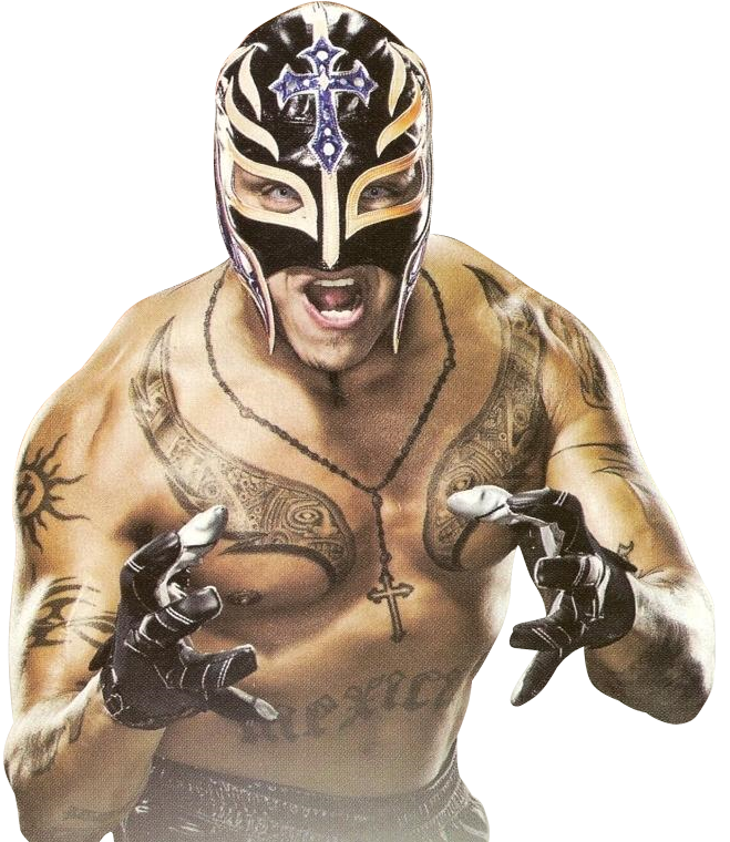 Rey Mysterio Transparent Image PNG Image