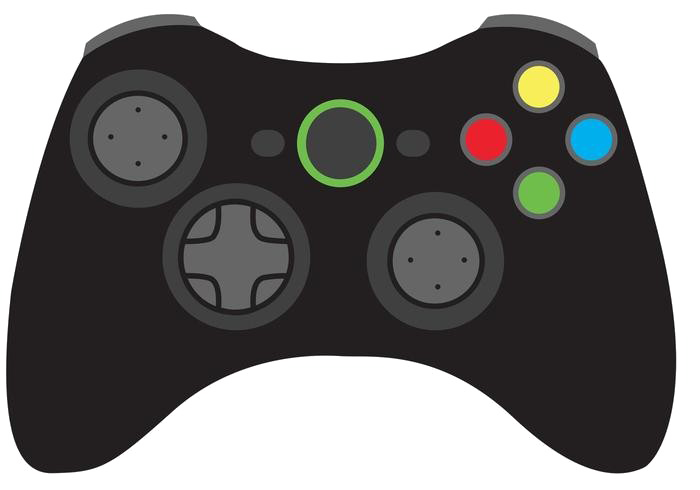 Game Controller Free Clipart HD PNG Image