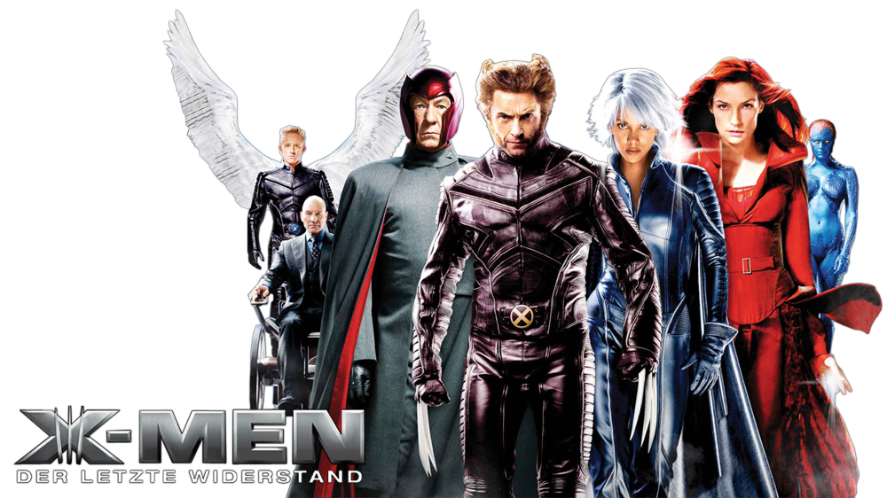 X-Men Transparent Picture PNG Image