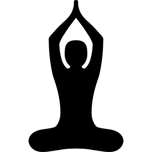 Computer Yoga Pilates Icons PNG Free Photo PNG Image
