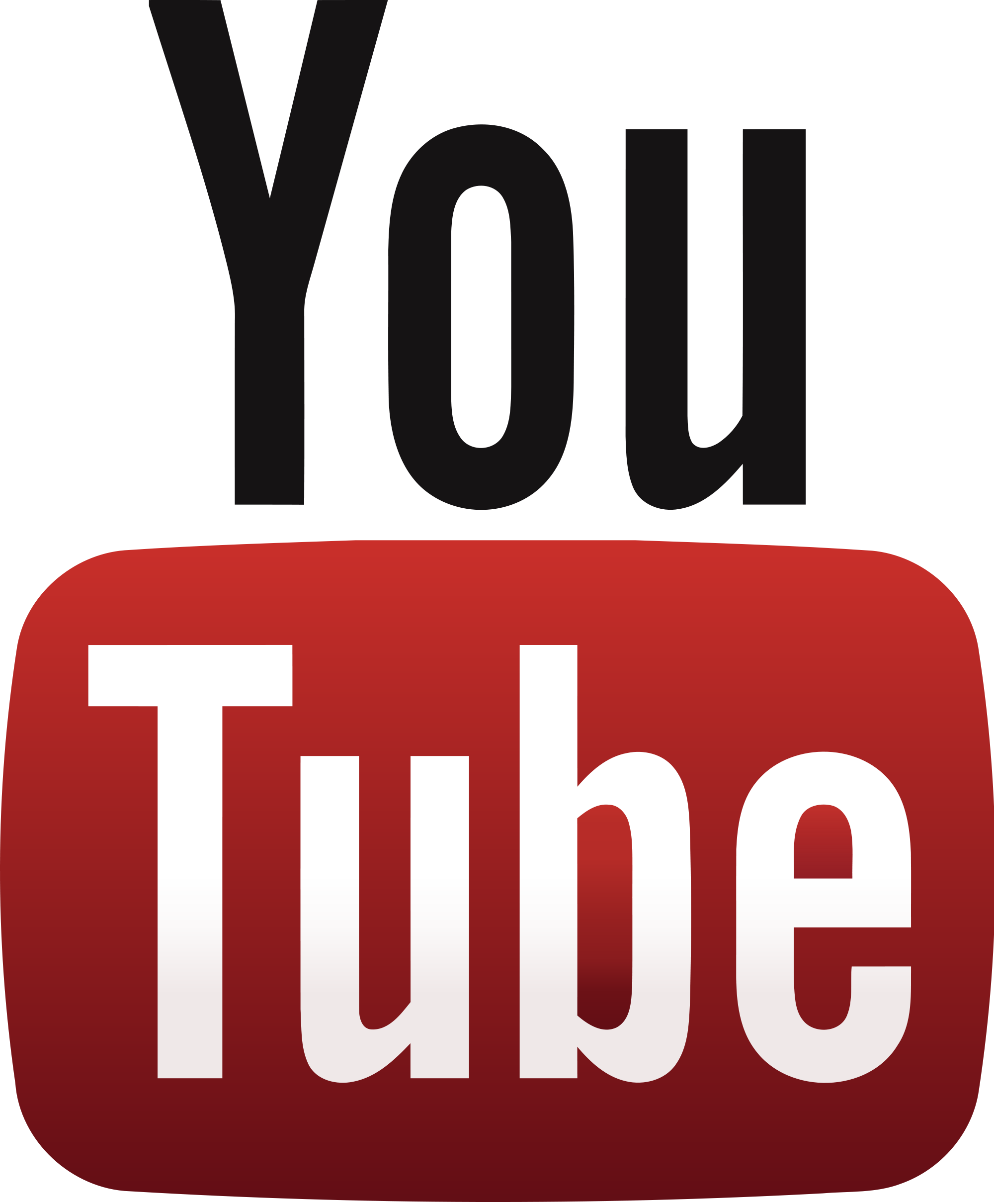 Youtube Transparent Background PNG Image