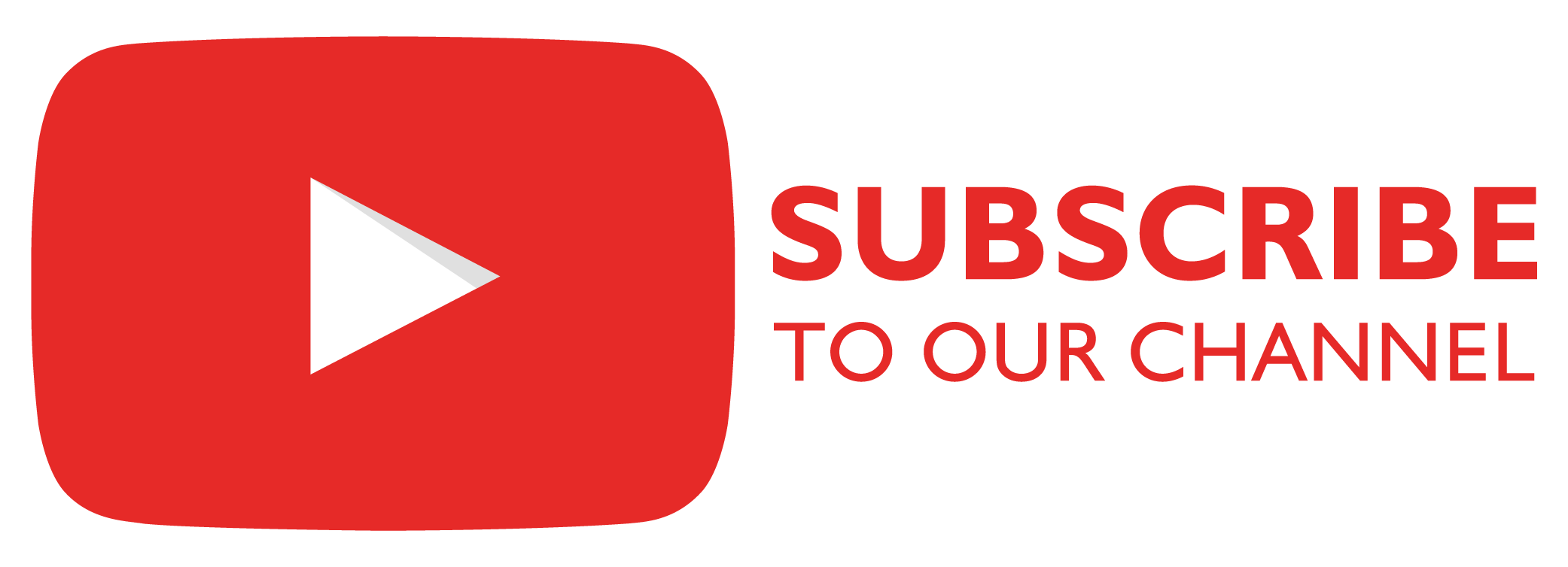 Logo Youtube Subscribe Free Download PNG HQ PNG Image