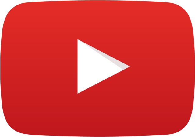 Play Icons Button Youtube Computer Logo Red PNG Image