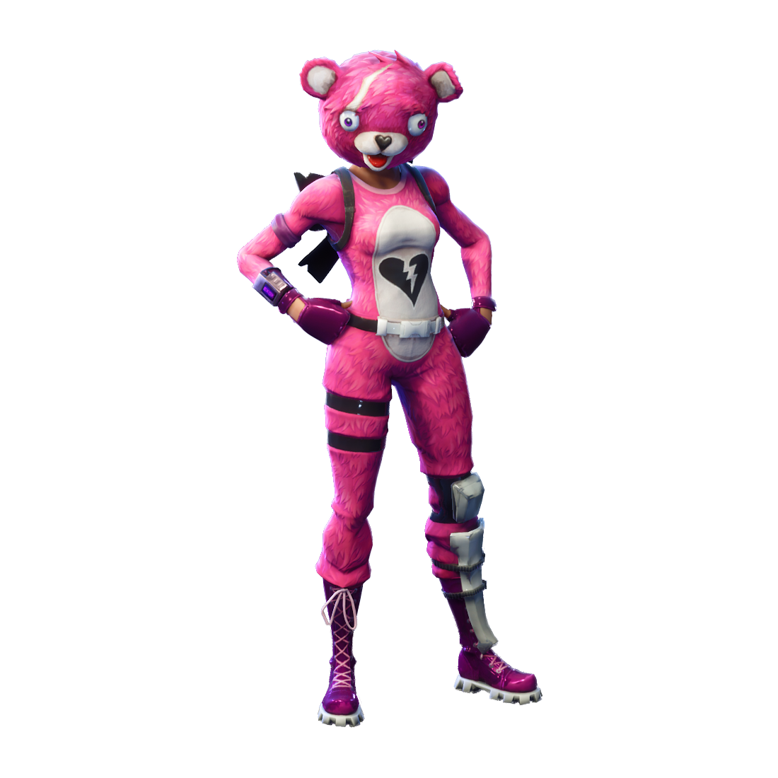 Toy Character Fictional Royale Game Fortnite Battle PNG Image