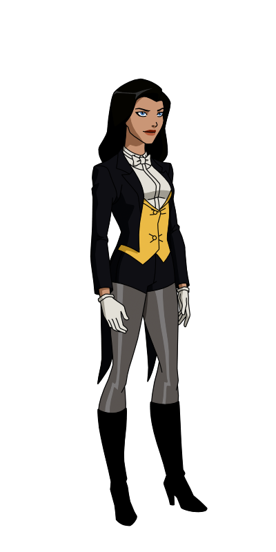 zatanna young justice toy - 400×800