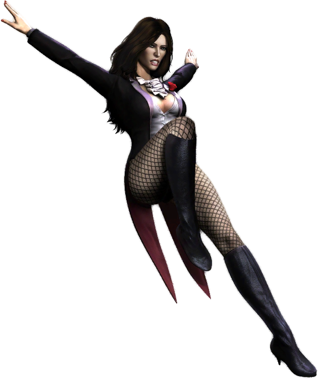 Zatanna Photos PNG Image